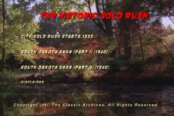 gold rush dvd