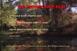 gold rush dvd
