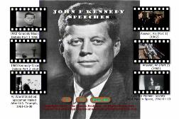 John F Kennedy JFK speeches collection