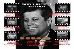 John F Kennedy JFK speeches collection 3