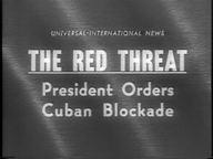 John F Kennedy JFK red threat