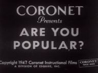 Are You Popular (1947) classic teen sex education dating films movie download