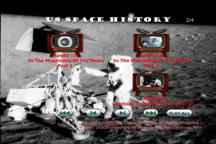 Space Exploration, US Space Program old movie