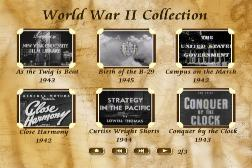 COMPLETE WWII Films