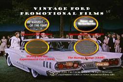 Vintage Ford Motor Company Sales Promotion Films Download 22