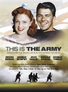 This is the Army Ronald Reagan Feature Film