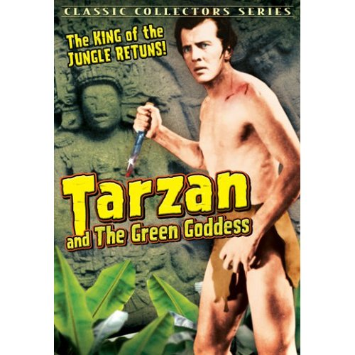 Tarzan and the Green Goddess (1938) Feature Film Download
