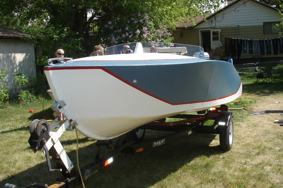 Playboy Runabout Boat Plans Corner