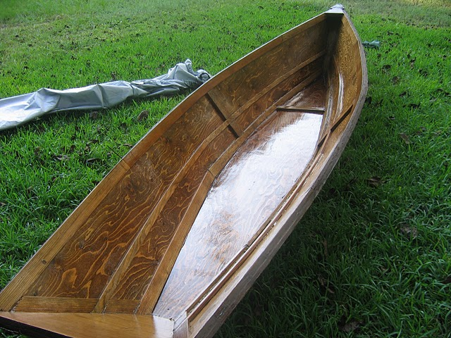 Rowboat Boat Plans