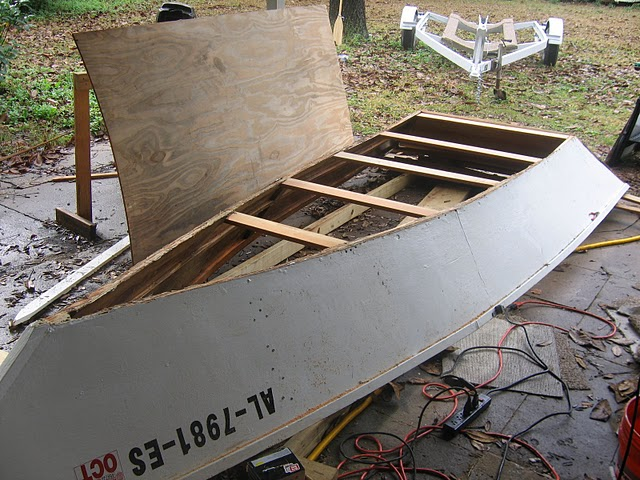 Rowboat building boat plans