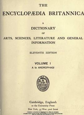 Encyclopedia britannica pdf download