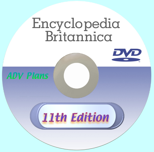 Encyclopedia Britannica 11th Edition