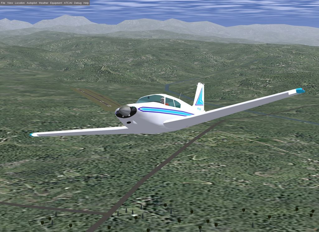 Flight Simulator Cessna