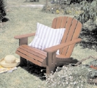 Adirondack Wood Chair Plans