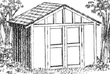 Wood Shed Plans