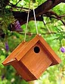 free birdhouse plan