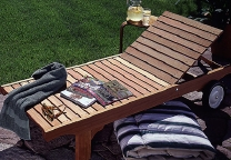 Wood Lawn Chair Plans
