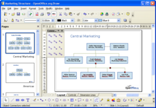 windows draw visio screenshot