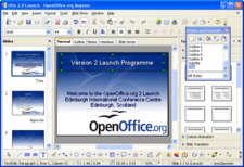Impress windows powerpoint alternative
