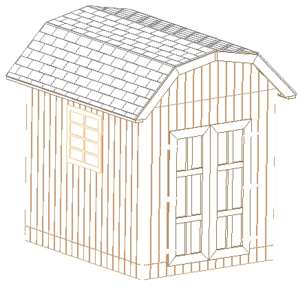 12 by 16 shed plans