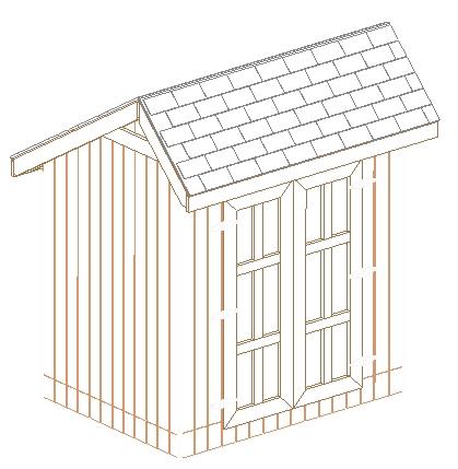 Fernando saltbox shed plans for Free saltbox shed plans