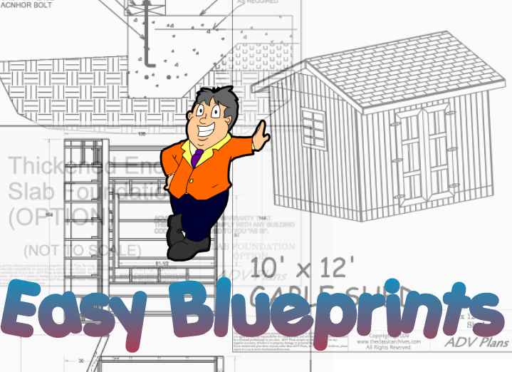 Easy DIY Blueprints