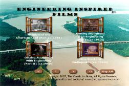 LEARN OLD SCHOOL-J11 CLASSIC ENGINEERING EDUCATION INSPIRED FILMS 2 DVDS